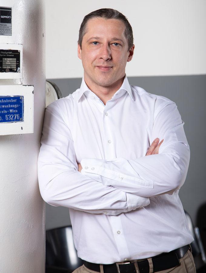 Daniel Trescher, MSc